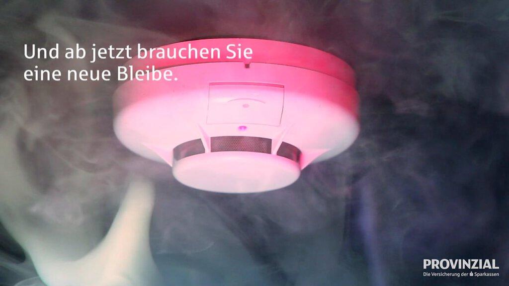 PROVINZIAL  Feuer    Notfallmanagement    25 sec online     .      Koenigsproduction