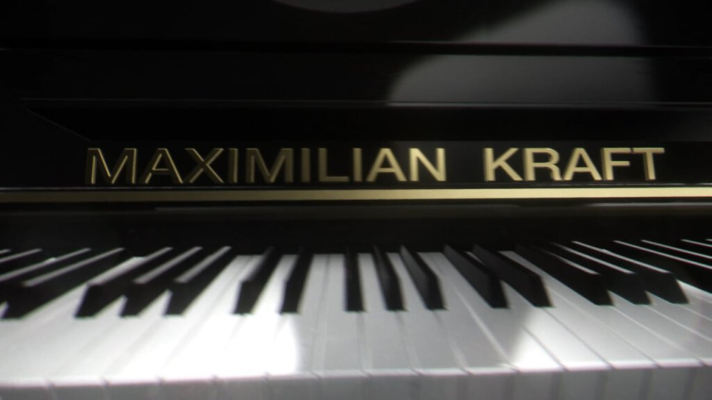 "Maximilian Kraft   ""Wintergames"""